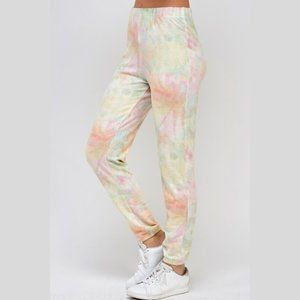 4 for $25 Tie dye sweatpants